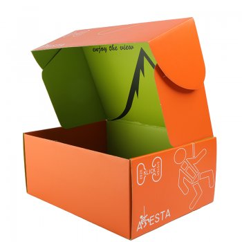 Custom Cardboard Packaging Mailing Moving Shipping Boxes Corrugated Box